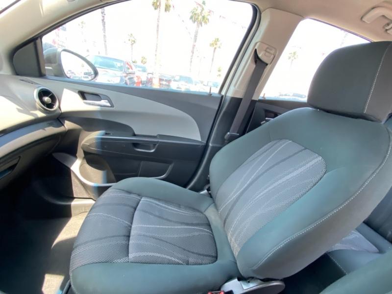 Chevrolet Sonic 2012 price $8,988