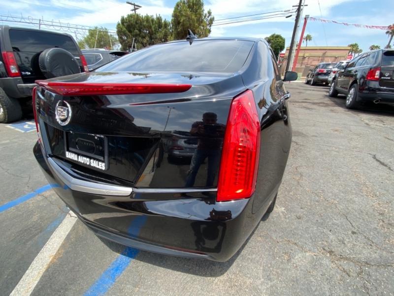 Cadillac ATS 2014 price $10,988