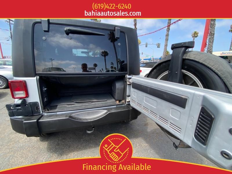 Jeep Wrangler 2007 price $17,988
