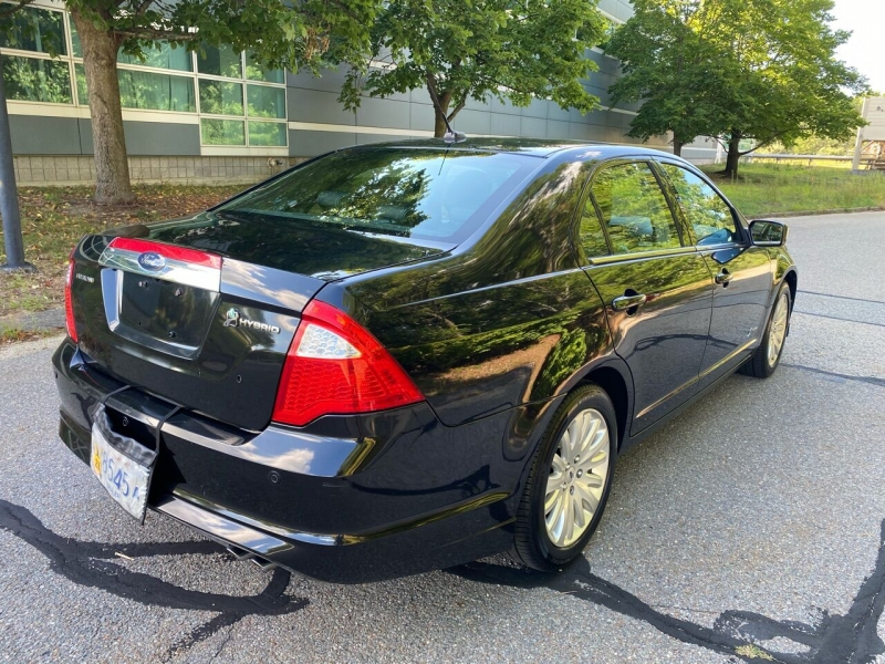 Ford Fusion Hybrid 2010 price $6,600