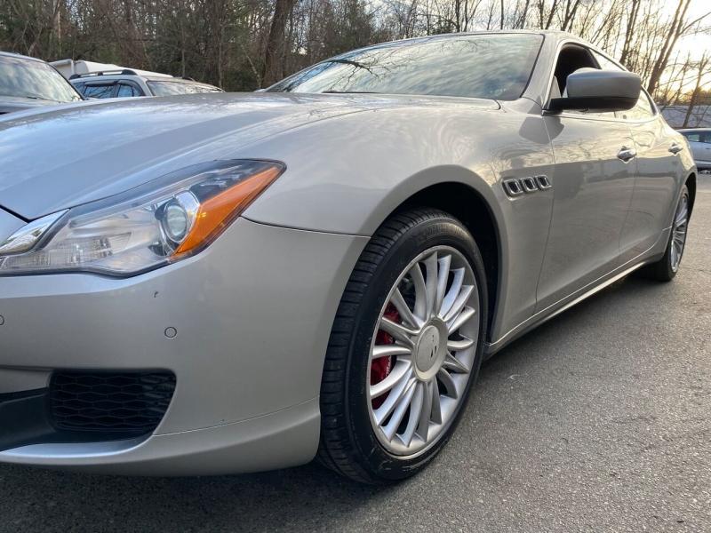 Maserati Quattroporte 2014 price $28,400