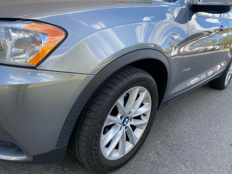BMW X3 2014 price $11,900