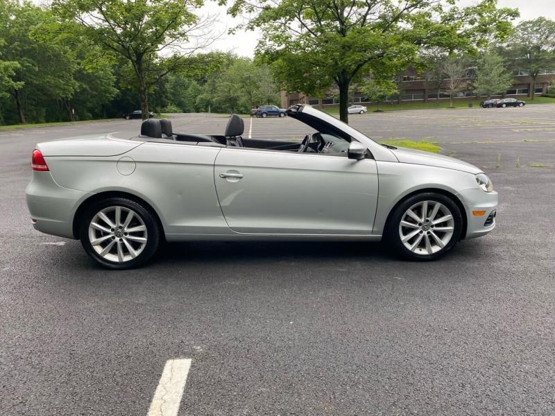 Volkswagen Eos 2012 price $9,500