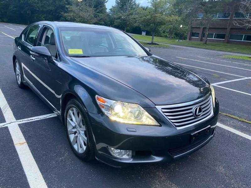Lexus LS 460 2010 price $12,999