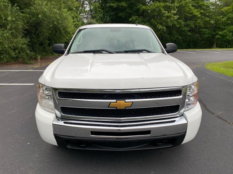 Chevrolet Silverado 1500 2013 price $17,399