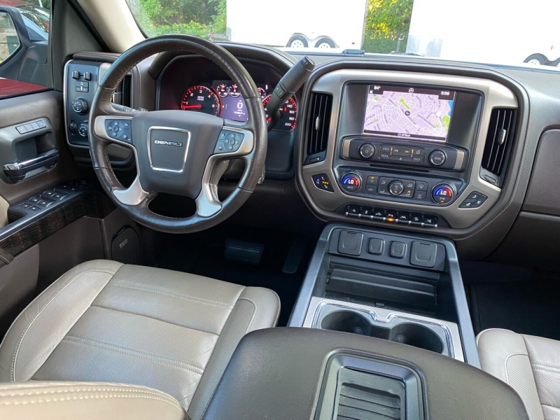 GMC Sierra 1500 2016 price $35,399