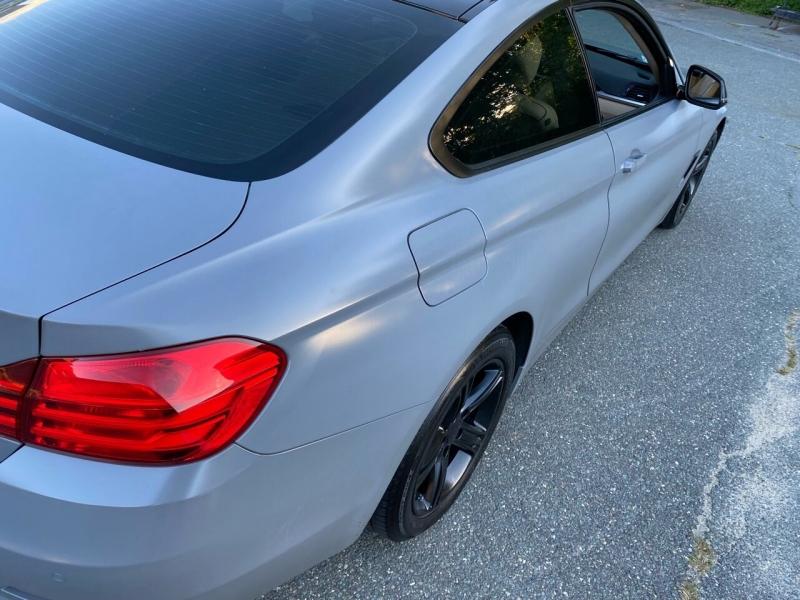 BMW 4 Series 2015 price $14,999
