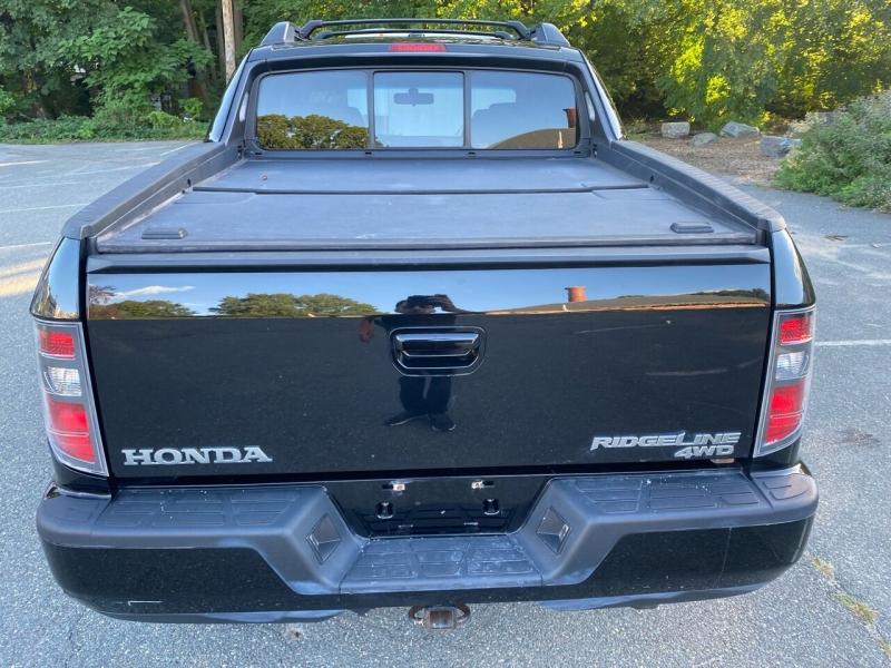 Honda Ridgeline 2012 price $16,599