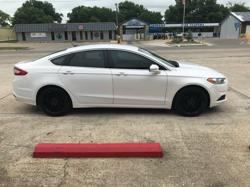 Ford Fusion 2014 price buy here pay here