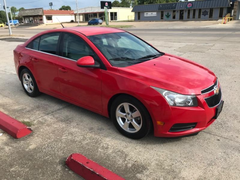 Chevrolet Cruze 2014 price $7,985