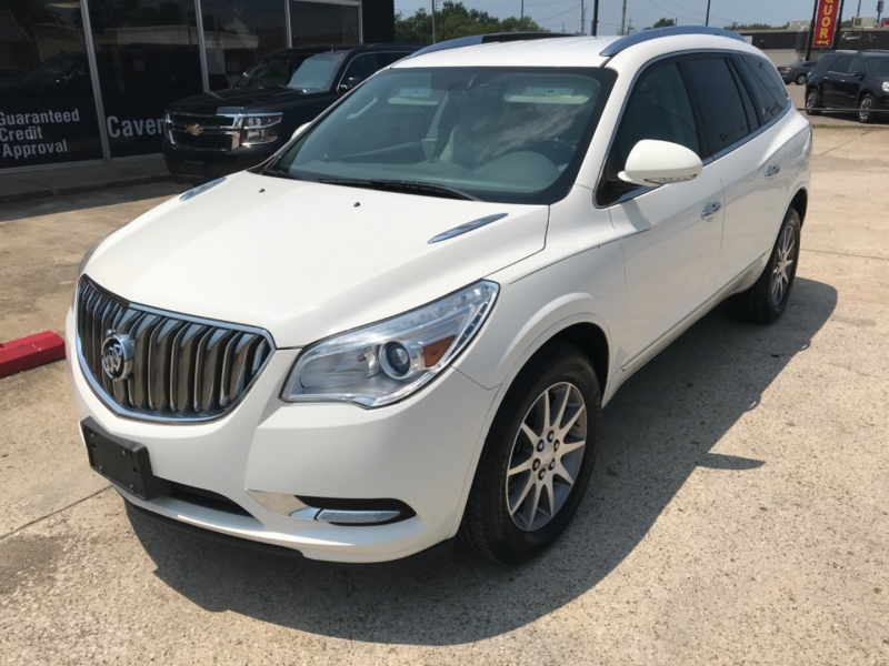 Buick Enclave 2014 price $14,985