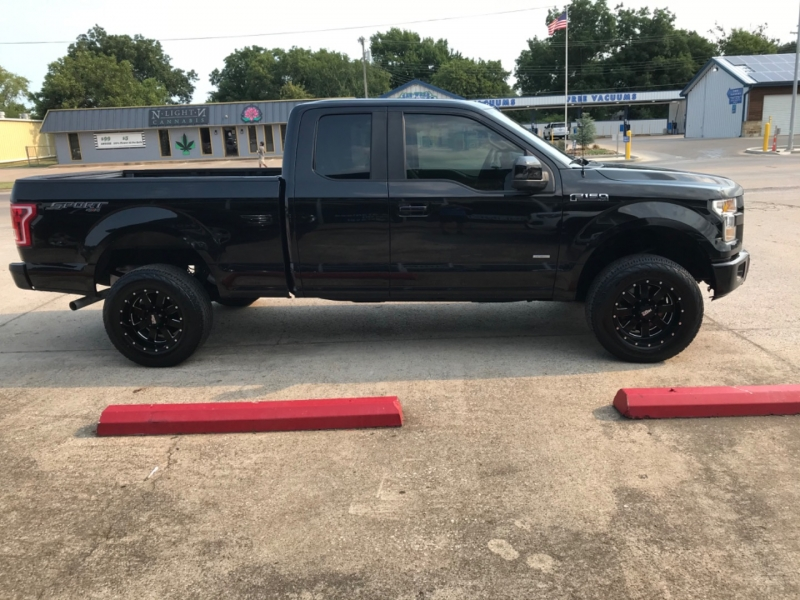 Ford F-150 2015 price $23,585
