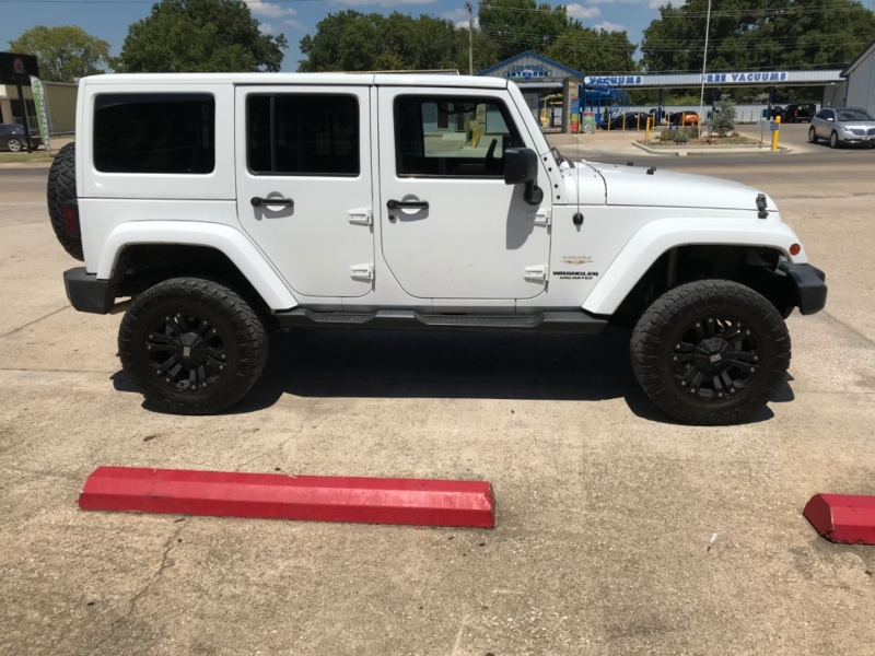 Jeep Wrangler Unlimited 2012 price $25,985