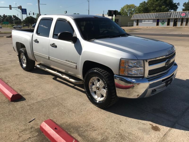 Chevrolet Silverado 1500 2013 price $15,985