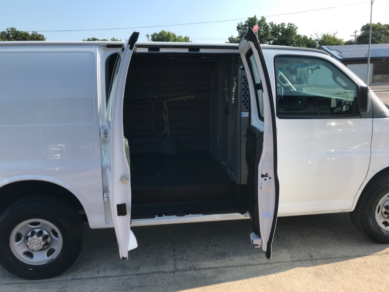 Chevrolet Express Cargo Van 2017 price $18,985