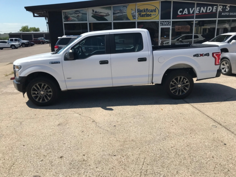 Ford F-150 2017 price $30,985