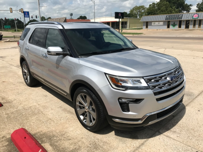 Ford Explorer 2018 price $26,985