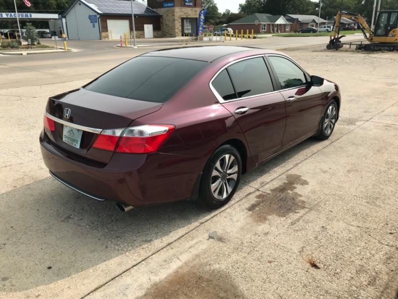 Honda Accord Sedan 2013 price $11,585