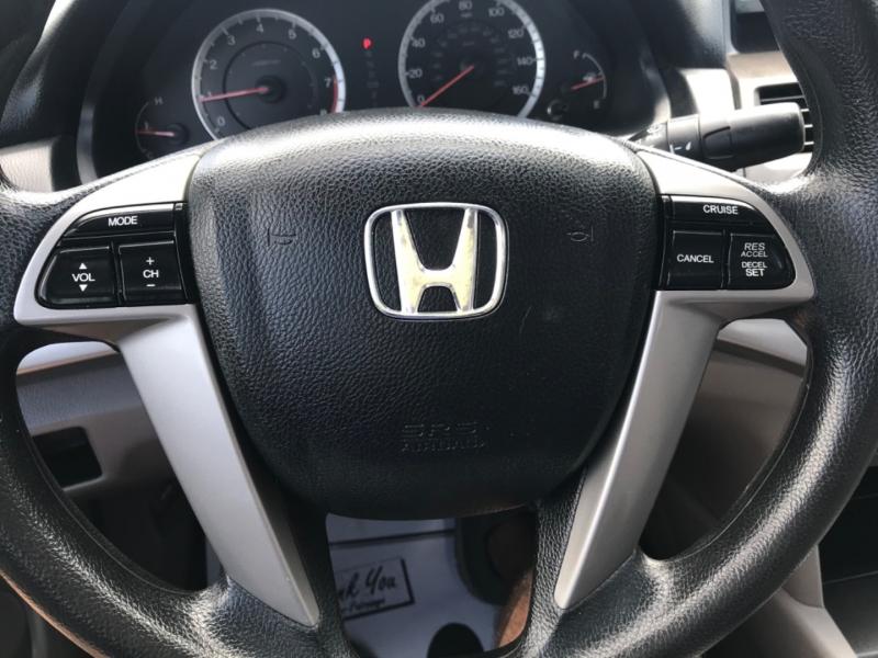 Honda Accord Sdn 2011 price 2000.00 DOWN