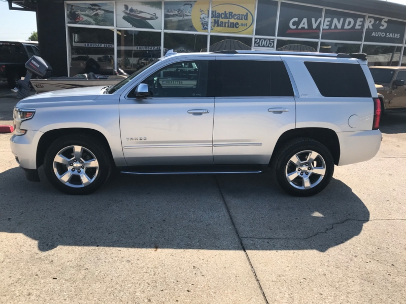 Chevrolet Tahoe 2016 price $33,975