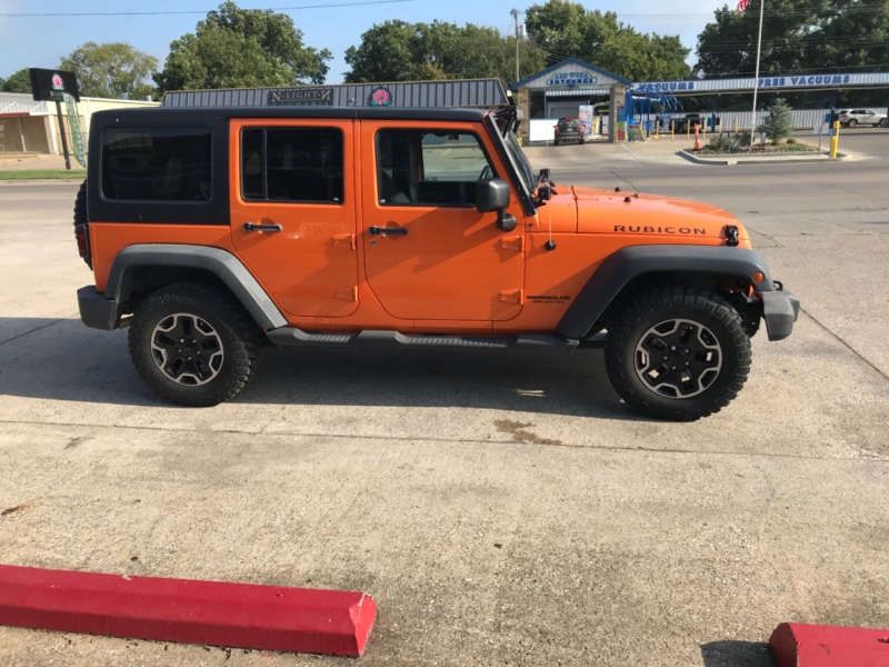 Jeep Wrangler Unlimited 2013 price $23,485