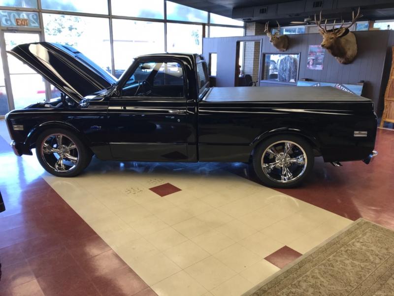 Chevrolet - 1971 price $59,650