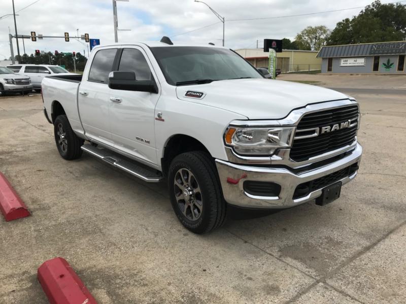 RAM 2500 2019 price $50,875