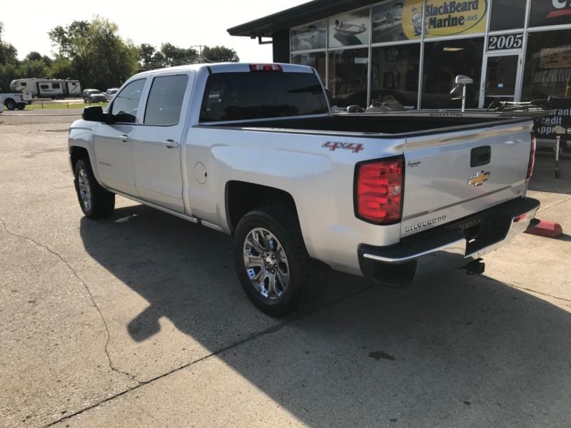 Chevrolet Silverado 1500 2017 price $31,985