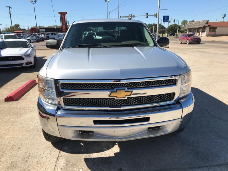 Chevrolet Silverado 1500 2013 price $21,985