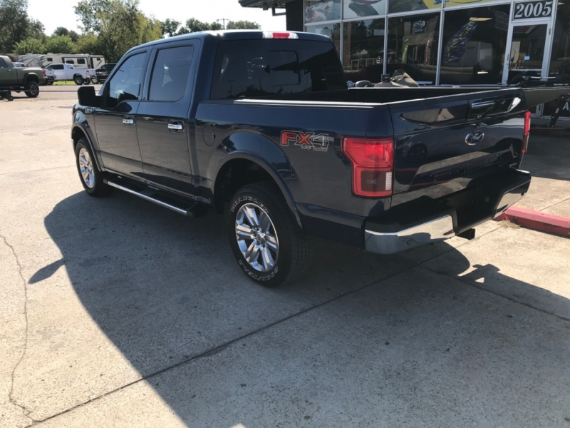 Ford F-150 2018 price $35,985