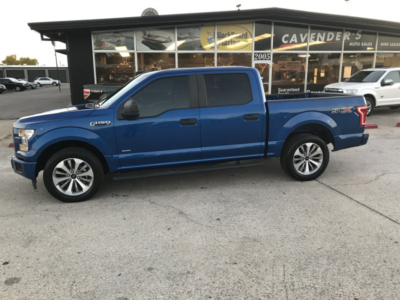 Ford F-150 2017 price $24,585