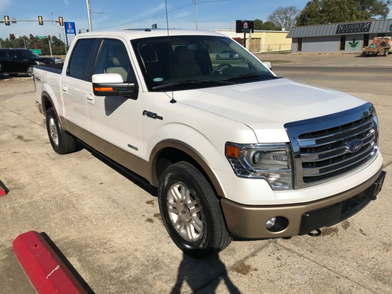 Ford F-150 2014 price $25,875