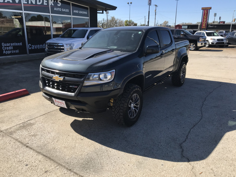 Chevrolet Colorado 2018 price $30,485