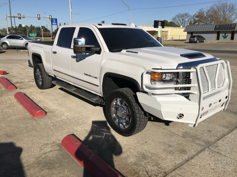 GMC Sierra 2500HD 2018 price $60,985