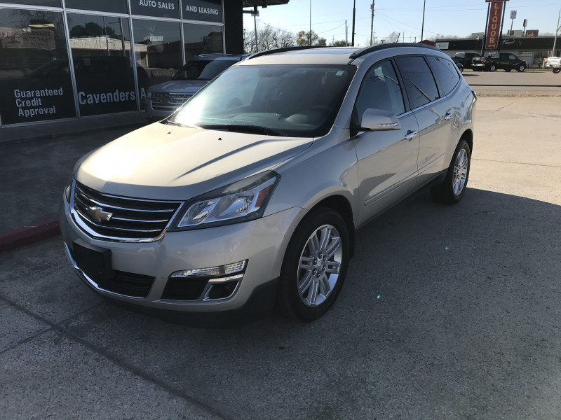 Chevrolet Traverse 2014 price $11,985