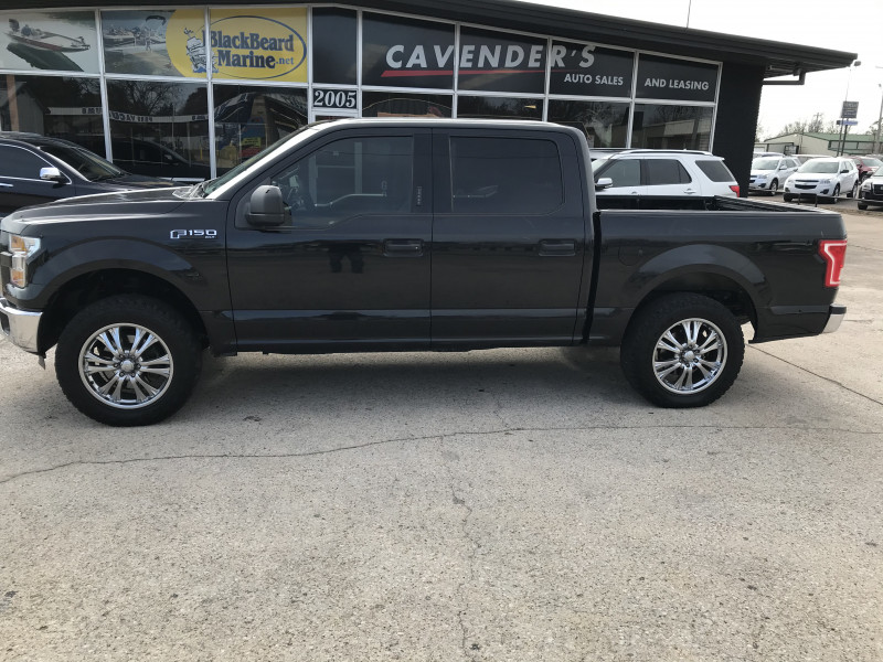 Ford F-150 2015 price $16,585