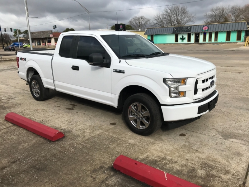 Ford F-150 2017 price $20,785