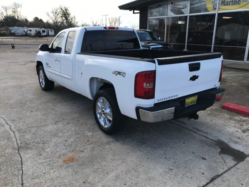 Chevrolet Silverado 1500 2013 price $17,485