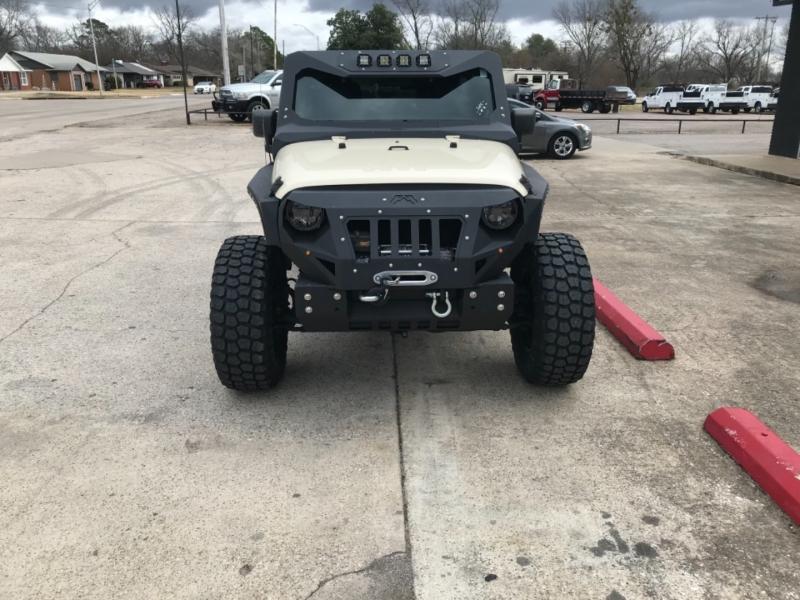 Jeep Wrangler Unlimited 2011 price $23,785