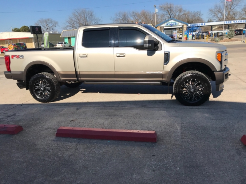 Ford Super Duty F-250 SRW 2017 price $55,785