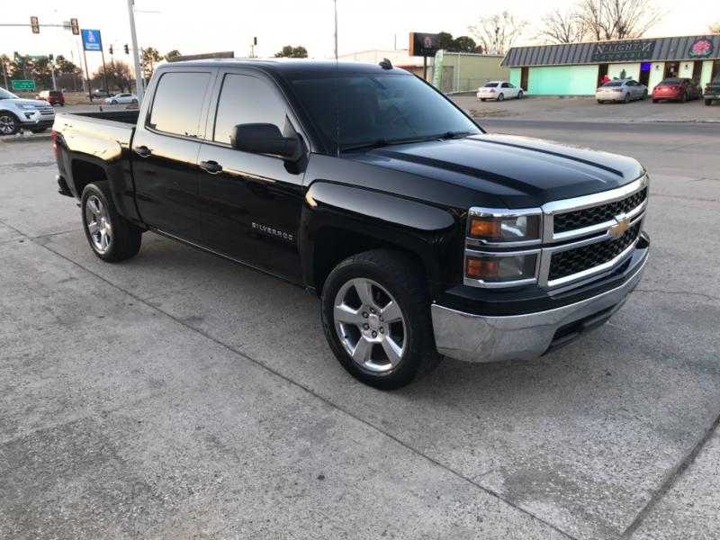 Chevrolet Silverado 1500 2014 price $23,485