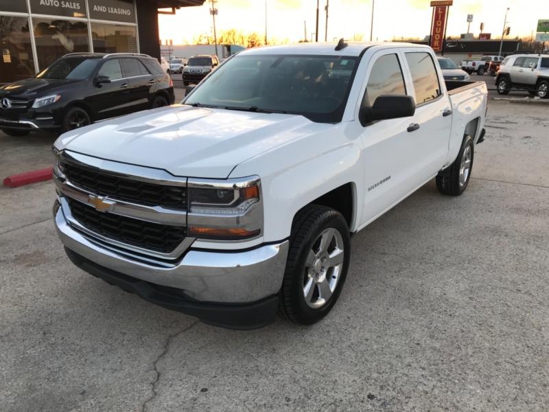 Chevrolet Silverado 1500 2016 price $22,985
