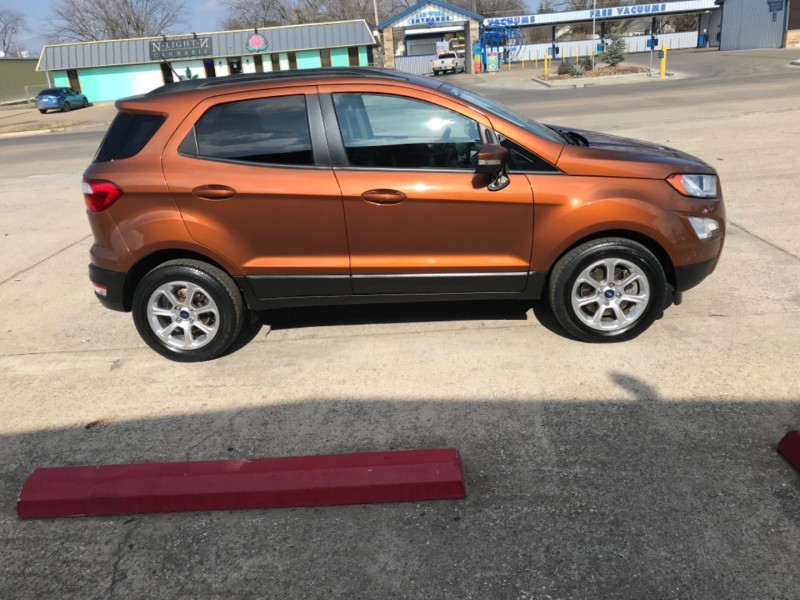 Ford EcoSport 2018 price 12385
