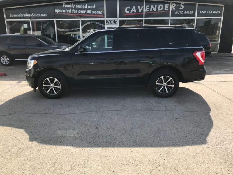 Ford Expedition 2018 price $34,975