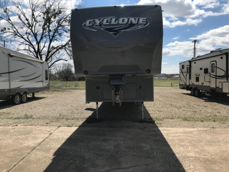Heartland Cyclone 2012 price $39,500