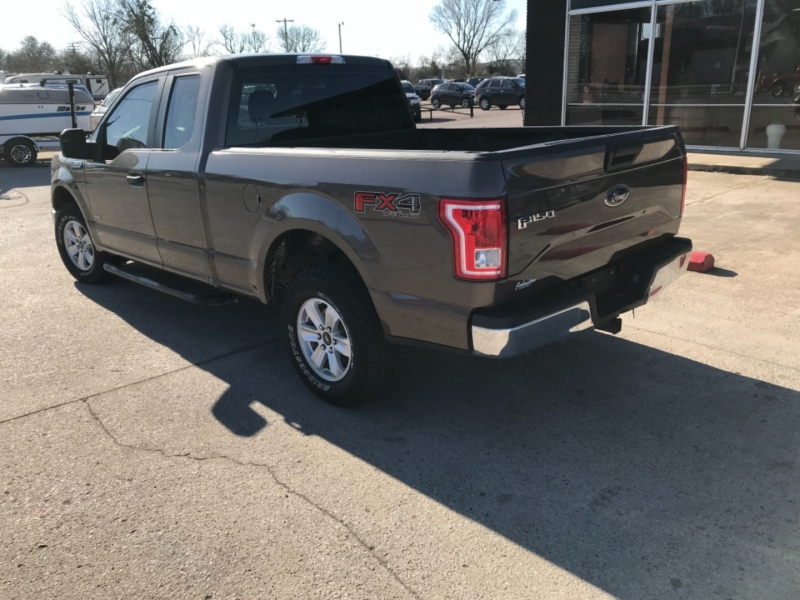 Ford F-150 2017 price $21,985