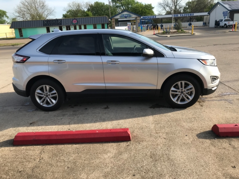 Ford Edge 2018 price $18,589