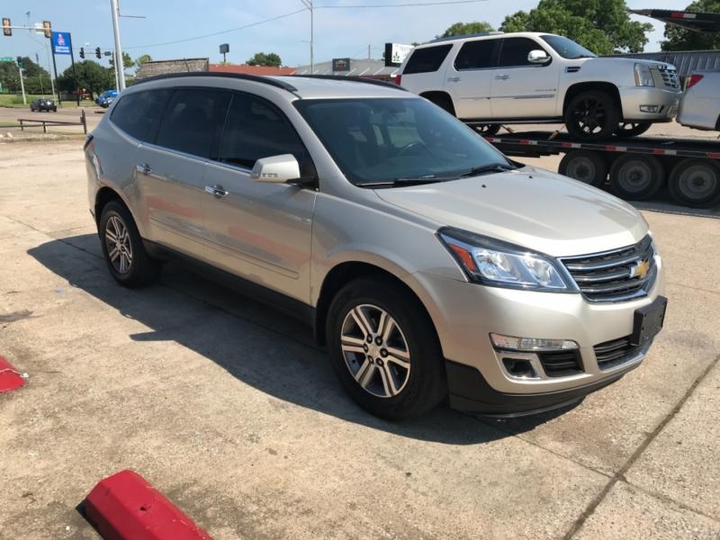 Chevrolet Traverse 2016 price 3500.00 DOWN