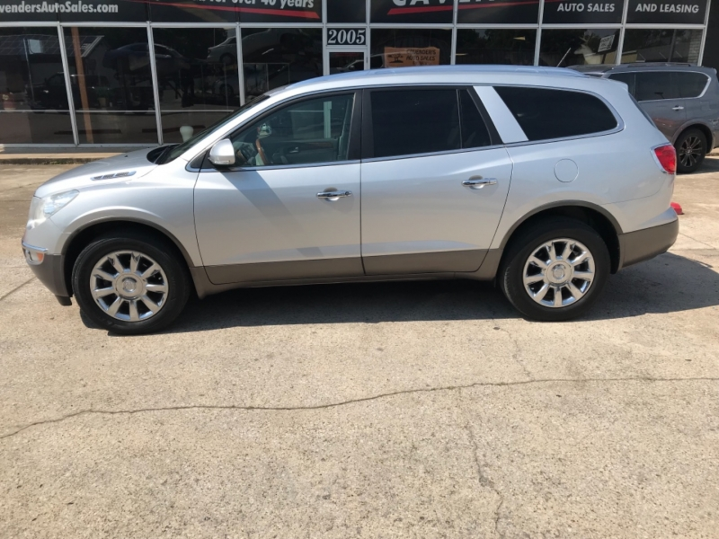 Buick Enclave 2012 price 2000.00 DOWN