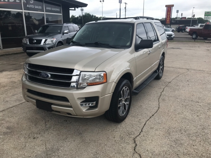 Ford Expedition 2017 price $30,285